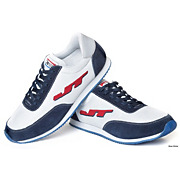 JT Racing Pro Toe Shoes - Blue-White