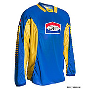 JT Racing Pro Tour Jersey - Blue-Yellow