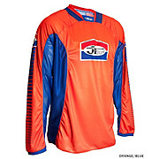 JT Racing Pro Tour Jersey - Orange-Blue