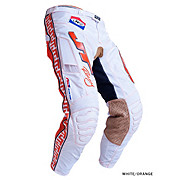 JT Racing Classick Pants - White-Orange