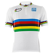 Santini UCI WC Road 14cm Zip Jersey 2013