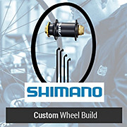 Shimano Disc Custom MTB Front Wheel