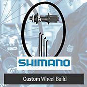 Shimano Disc Custom MTB Rear Wheel