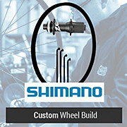 Shimano Disc Custom MTB Rear Wheel