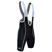 Lusso 10 Panel Pro-Gel ll Cooltech Bib Shorts AW14