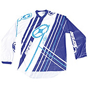 No Fear Proton Jersey - Blue-White