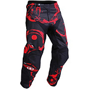 No Fear Rogue Coaster Pants - Black-Red