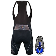 Funkier Active-Gel 17 Panel Bib Shorts