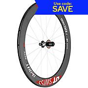 DT Swiss RRC 66 Di-Cut Tubular Rear Wheel 2013
