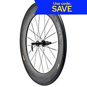 Mavic Cosmic Carbone 80mm WTS Rear Wheel 2012