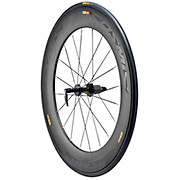 Mavic Cosmic Carbone 80mm WTS Rear Wheel 2012