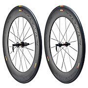 Mavic Cosmic Carbone 80mm WTS Wheelset 2012