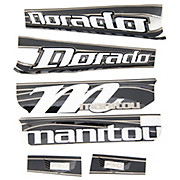 Manitou Dorado Decal Kit 2012