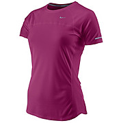 Nike Miler Womens Short Sleeve Top