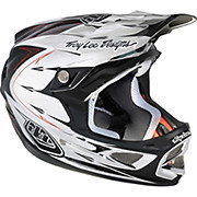 Troy Lee Designs D3 Composite - Palmer Chrome 2013