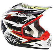Troy Lee Designs SE3 - Cyclops Black-Red 2013