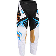 No Fear Rogue Pants - Black-Orange