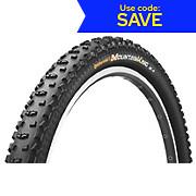 Continental Mountain King II MTB Tyre - Folding Bead