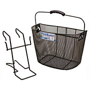 Oxford Front Mesh Basket with Bracket
