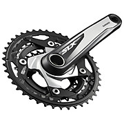 Shimano SLX M670 10 Speed Triple Chainset
