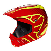 JT Racing Evo Helmet - Red-Chauterise 2013