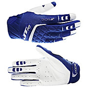 JT Racing Evo Protek Fader Gloves - Blue-White 2013