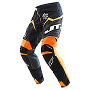 JT Racing Evo Protek Fader Pants - Black-Orange 2013