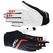 JT Racing Evo Protek Fader Gloves - Black-Orange 2013