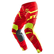 JT Racing Evo Protek Fader Pants - Red-Yellow 2013