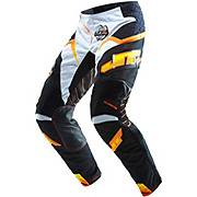 JT Racing Evo Protek Race Pants - Black-White 2013