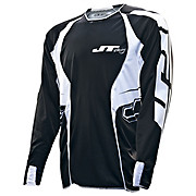 JT Racing Evo Lite Race Jersey - Black-White 2013