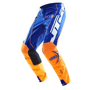 JT Racing Evo Lite Race Pants - Blue-Orange 2013
