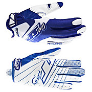 JT Racing Evo Youth MX Gloves - White-Blue 2013