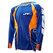 JT Racing Evo Youth MX Jersey - Blue-Orange 2013