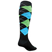 SockGuy 12 Argyle Knee High Socks