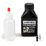 Hayes Bleed Kit & Oil - All Hayes