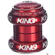 Chris King NoThreadset 1.1-8 Headset - Silver Logo