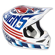 Troy Lee Designs Air Helmet - Ace White 2013