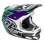 Troy Lee Designs D3 Composite - Team Black-Green 2013