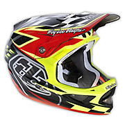 Troy Lee Designs D3 Carbon - Team Red 2013