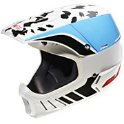 JT Racing ALS2 Dalmatian Ltd Edition Helmet 2013