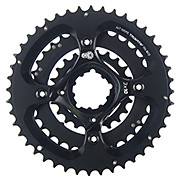 Truvativ X0 BB30 Spider 3x10sp Chainring Set 2013
