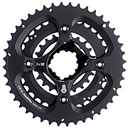 Truvativ X9 BB30 Spider 3x10sp Chainring Set 2013
