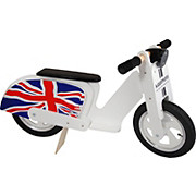 Kiddimoto Scooter Balance Bike - Union Jack