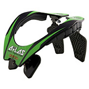 Atlas MX Neck Brace - Green 2013