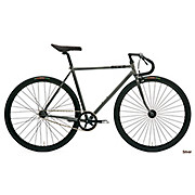Creme Vinyl Solo Fixed Gear Bike 2013