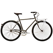 Creme Cafe Racer Solo Mens 3Sp. Bike 2013