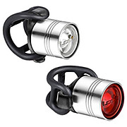 Lezyne Femto Front 15L & Rear 7L Light Set 2014