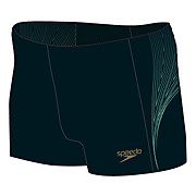 Speedo TurboCharge Allover Panel Aqua Short