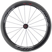 Zipp 404 Firecrest Clincher Road Rear Wheel 2012